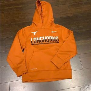 1 children's UT Longhorns hoodie